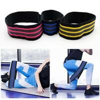 Latex Cotton Stretch Elastic Resistance Bands Hip Exercise Enhancement Fitness
