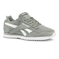 Reebok Men's Classics Royal Glide Ripple Grey|White Trainers