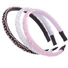 Women Girls Bling Crystal Rhinestone Headband Hair Band Head Hoop Chain Jewelry