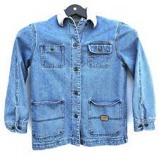 VTG 90's Lauren Jeans Ralph Lauren Safari Outfitters Denim Jacket Mens Medium