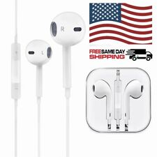 Earpods Headphones For i Phone 6 Se 5 4S Earphones Earbuds 3.5m
