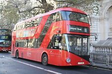 New bus for London - Borismaster LT48 6x4 Quality Bus Photo