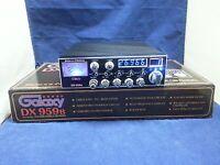 Galaxy DX-959B AM SSB CB Radio DX959 TUNED,ALIGNED,RECEIVER, CLARIFIER UPGRADES