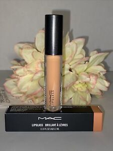MAC Lipglass Gloss - 322 Myth - Authentic Full Size New In Box Fast/Free Ship