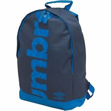 Umbro Mens Commodus Backpack Navy Blue Travel Bag School Rucksack -