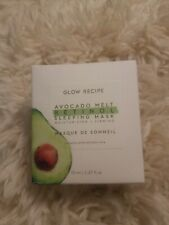 Glow Recipe Avocado Melt Retinol Sleeping Face Mask 2.3oz $49 NIB Sealed
