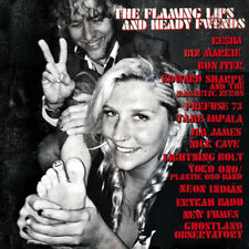 The Flaming Lips - Flaming Lips and Heady Fwends (2012) CD - Very Good Condition