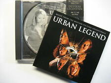 URBAN LEGEND - CD - O.S.T. - ORIGINAL MOTION PICTURE SOUNDTRACK