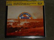 Robert Wyatt The End of an Ear Japan Mini LP David Sinclair Elton Dean