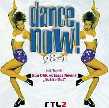 Dance Now! 98-1 - compilation/2 CD-Set (Sony Music SMM 489381 2) - TOP-stato