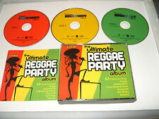the Ultimate Reggae Party (2003) 3 cd BOX SET-60 TRACKS -