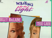 WAITING FOR THE LIGHT-Shirley MacLaine & Teri Garr-LASER DISC-NEW-Never played!