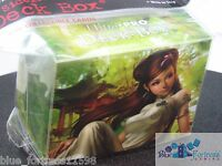 ULTRA PRO XIAO QIAO DECK BOX CARD BOX FOR MTG WoW NARUTO OR CARDFIGHT