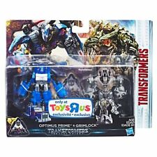 Transformers The Last Knight Legion Optimus Prime & Grimlock 2-Pack Hasbro