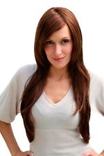 Ladies' Wig Very Long Brown Mix Layered Smooth Parting 75cm 3110-340b