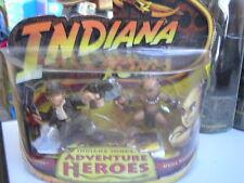 INDIANA JONES ADVENTURE HEROES INDIANA JONES & UGHA WARRIOR