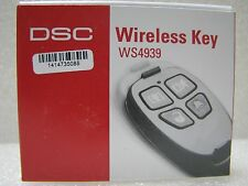 DSC WS4939 Home Alarm Security System Wireless Remote Control Key