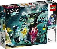 LEGO 70427 Hidden Side - Benvenuto a Hidden Side