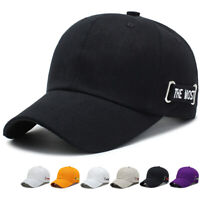 Unisex Baseball Cap Men Women Tracker Adjustable Ballcap Outdoor Sports Sun Hat