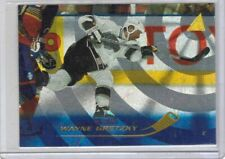 1995 - 96 pinnacle rink collection # 101 wayne gretzky