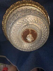 Vintage Flush mount - Diamond Light Fixture Co.- Similar To Waldorf Astoria