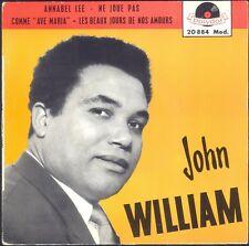 JOHN WILLIAM ANNABEL LEE 45T EP BIEM POLYDOR 20.884