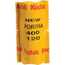 Película medio formato Rollo Color Kodak Portra 400 120