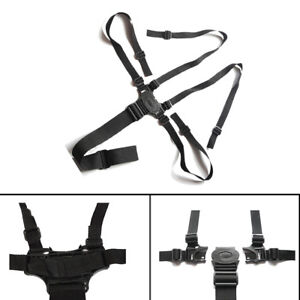 Universal Kids 5 Point Harness Safety Belt Seat Strap for Stroller High Chair UK