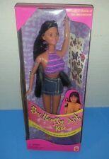 Kira Friend of Barbie 1998 Recalled Art Barbie Tattoo