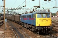 PHOTO  CLASS 85 ELECTRIC 85010 AT STAFFORD ON 28/04/87.