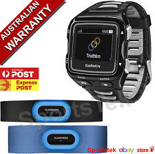 GARMIN FORERUNNER 920XT **TRI BUNDLE** with SWIM & TRI HRM BANDS GPS WATCH