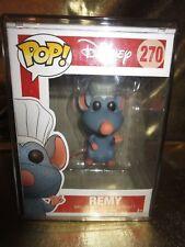 Patton Oswalt As REMY Disney Ratatouille Pop! NEW Exclusive Autographed Signed