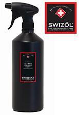 swizoel swissvax Cuero Limpiador Forte Fuerte, 1000ml ( 12,90€/ 100ml)