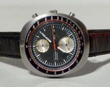 VINTAGE SEIKO UFO AUTOMATIC MECHANICAL CHRONOGRAPH WATCH 6138 0017 DAY DATE