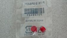 Lenovo ThinkPad TrackPoint Red Mouse Caps x2 mouse nipple covers new 91P8421