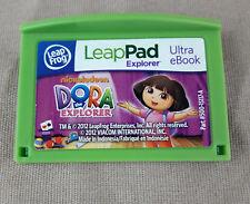 Dora The Explorer Dora's Amazing Show Leapfrog Leappad Explorer