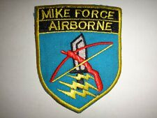 Vietnam War Patch ARVN Special Forces C-2 MIKE FORCE AIRBORNE