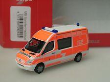 Herpa Mercedes Sprinter Halbbus Feuerwehr BÜHL - 092425 - 1/87