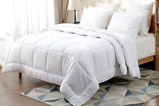 "Summer Soft  Down Alternative Comforter White King Size (102"" x 86"")"