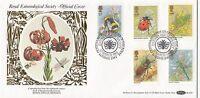 (89844) GB Benham FDC BLCS2 Insects Entomological Society London 12 Mar 1985