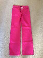 Joseph Hot Pink Jeans, Size S