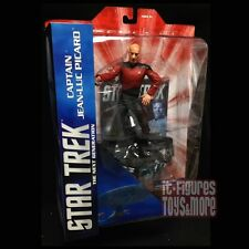 "Star Trek TNG Select Captain JEAN-LUC PICARD 7"" Action Figure Patrick Stewart!"