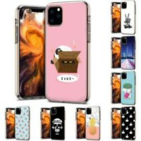 Thin Gel Design Phone Case Cover for Apple iPhone 11 Pro,Cat Box Stylish Print