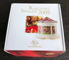 Hutschenreuther Porzellan Spieluhr, limitierte Edition von 2005 in OVP