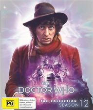 Doctor Who - Classic : Series 12 (Blu-ray, 2018, 6-Disc Set) RB