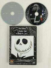 DVD Disney VF   L Etrange Noel de Monsieur Jack  Tim Burton  2 DVD   Envoi suivi