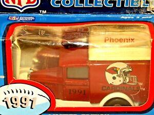 Phoenix Arizona Cardinals - 1991 - NFL Team Collectible Matchbox Diecast - NIB