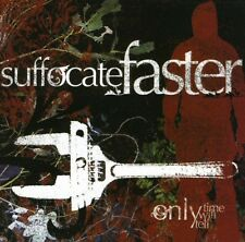 Suffocate Faster - Only Time Will Tell [New CD] Sweden - Import