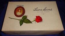 SE565 Vtg Laura Secord Candies Chocolates Box Ad Toronto ON Montreal QC
