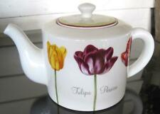 Lord and Taylor Tulipa Persica Four Cup Teapot Made in Portugal